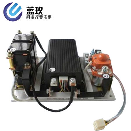 48v4kw DC series excitation motor control assembly