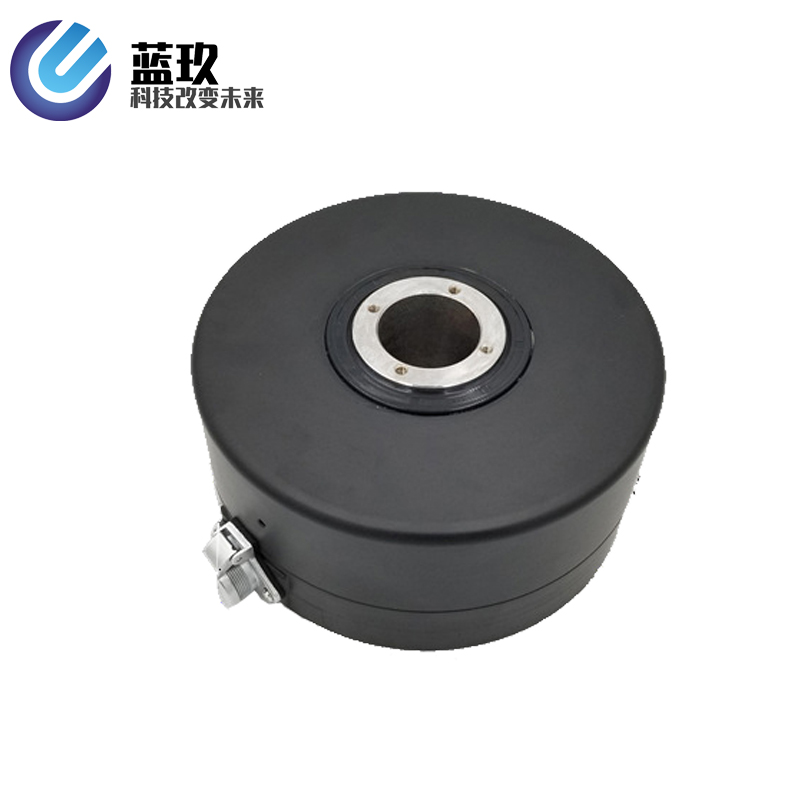 Steering wheel motor of intelligent agricultural machinery