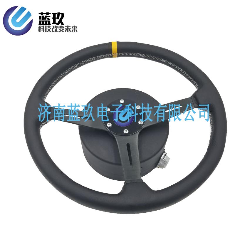 Autopilot steering wheel motor