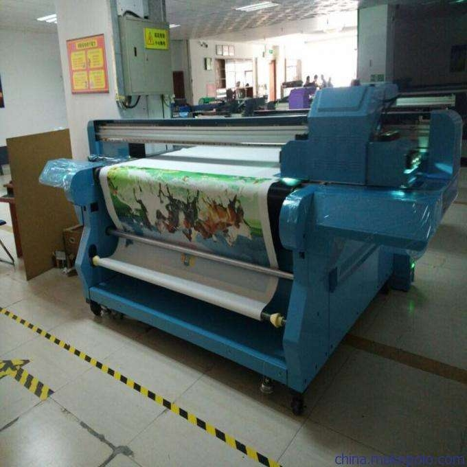 Application of DC motor and controller in printing equipment