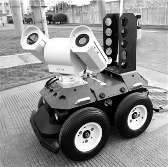 Application of servo drive system in the field of intelligent inspection robot